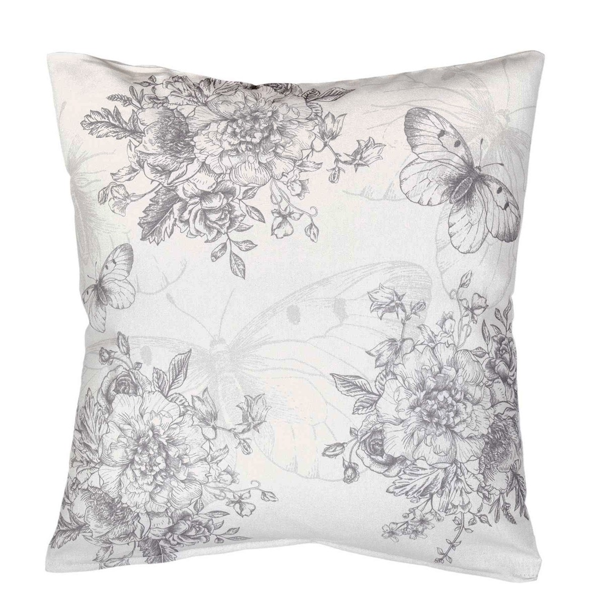 Διακοσμητική Μαξιλαροθήκη Nima Cushions Whitehall Moca