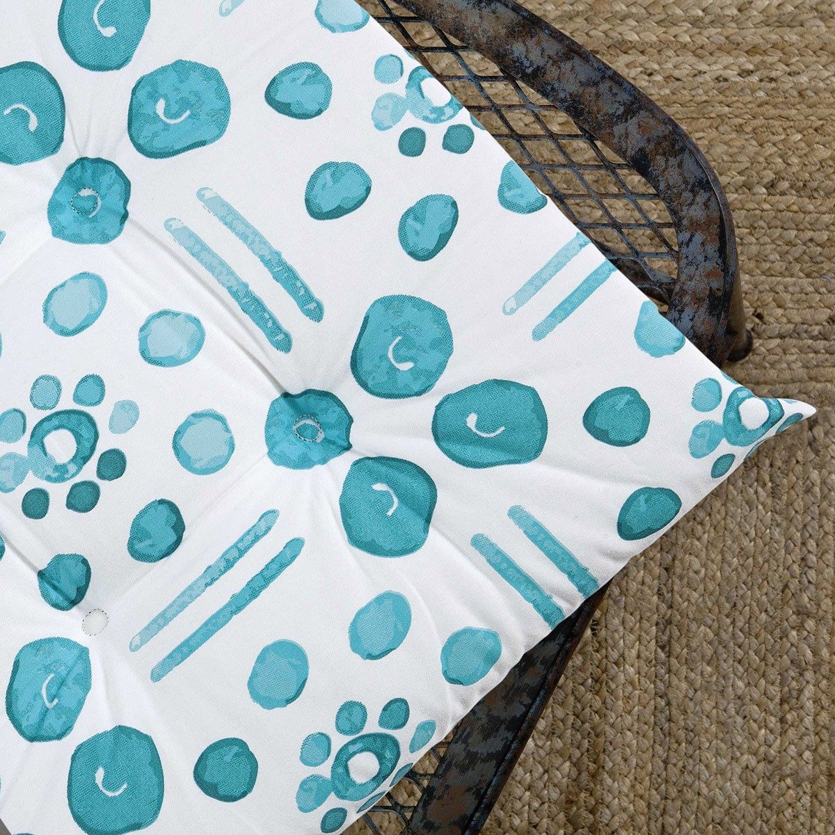 Μαξιλάρι Καρέκλας Nima Table Linen Cyclades