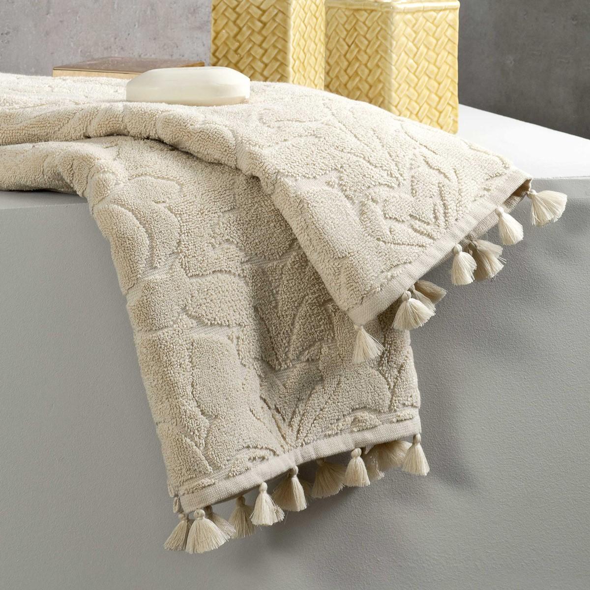 Πετσέτες Μπάνιου (Σετ 3τμχ) Nima Towels Indore