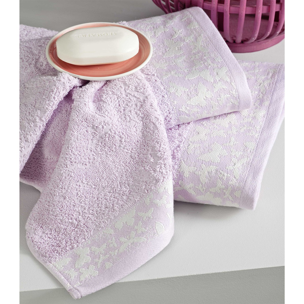 Πετσέτα Σώματος (70x140) Nima Towels Farfatte