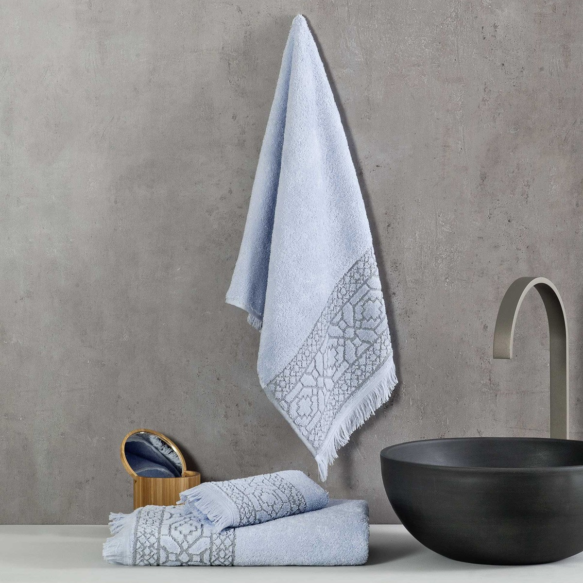 Πετσέτα Χεριών (30×50) Nima Towels Persephone