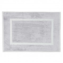 Πατάκι Μπάνιου Πετσετέ (50x75) Nima Volcano Light Grey