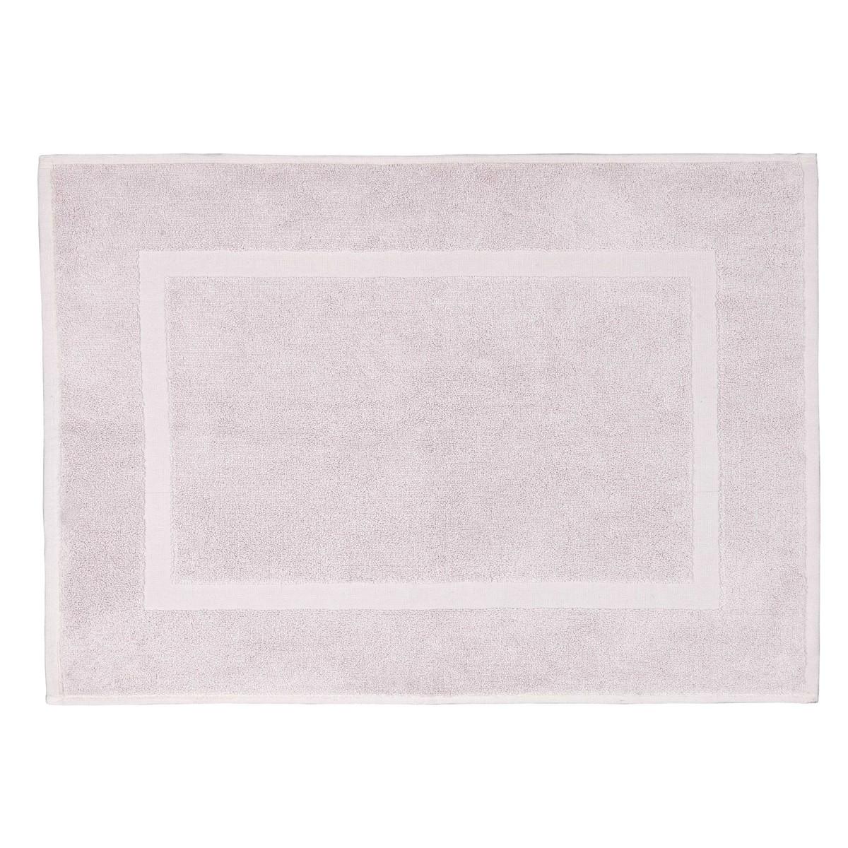 Πατάκι Μπάνιου Πετσετέ (50x75) Nima Volcano Dusty Lilac