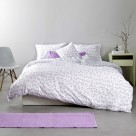 Σεντόνια Υπέρδιπλα (Σετ) Nima Bed Linen Secret Garden Lilac ΜΕ ΛΑΣΤΙΧΟ ΜΕ ΛΑΣΤΙΧΟ