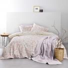 Σεντόνια Μονά (Σετ) Nima Bed Linen Boracay Pink ΜΕ ΛΑΣΤΙΧΟ ΜΕ ΛΑΣΤΙΧΟ