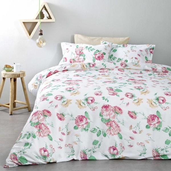 Σεντόνια Μονά (Σετ) Nima Bed Linen Blooming