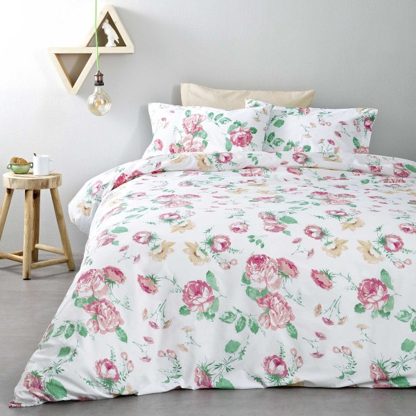 Σεντόνια Υπέρδιπλα (Σετ) Nima Bed Linen Blooming