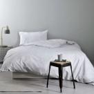 Σεντόνια Μονά (Σετ) Nima Bed Linen Anatolica Grey