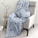 Ριχτάρι Τριθέσιου (180×300) Nima Throws Delhi Blue