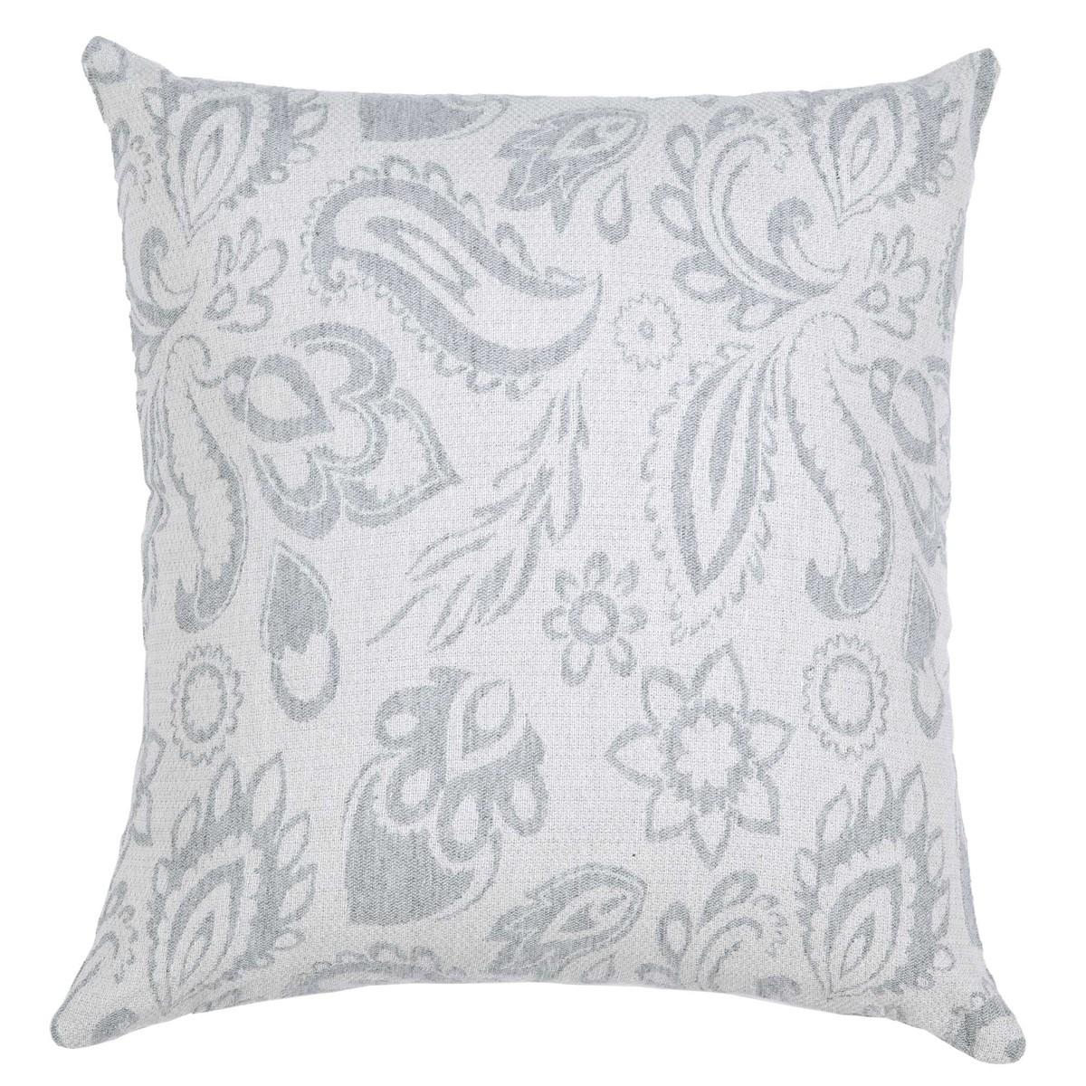 Διακοσμητική Μαξιλαροθήκη Nima Cushions Delhi Grey