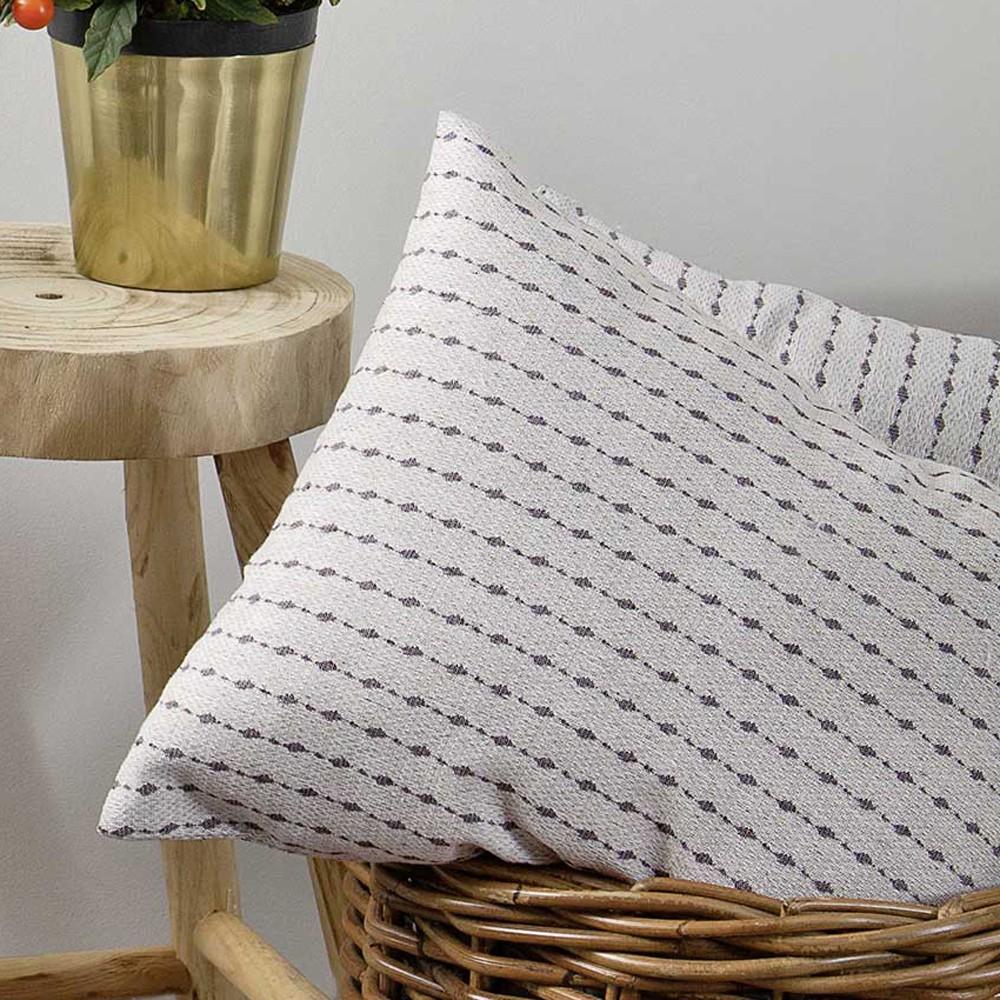 Διακοσμητική Μαξιλαροθήκη Nima Cushions Orobio Moca