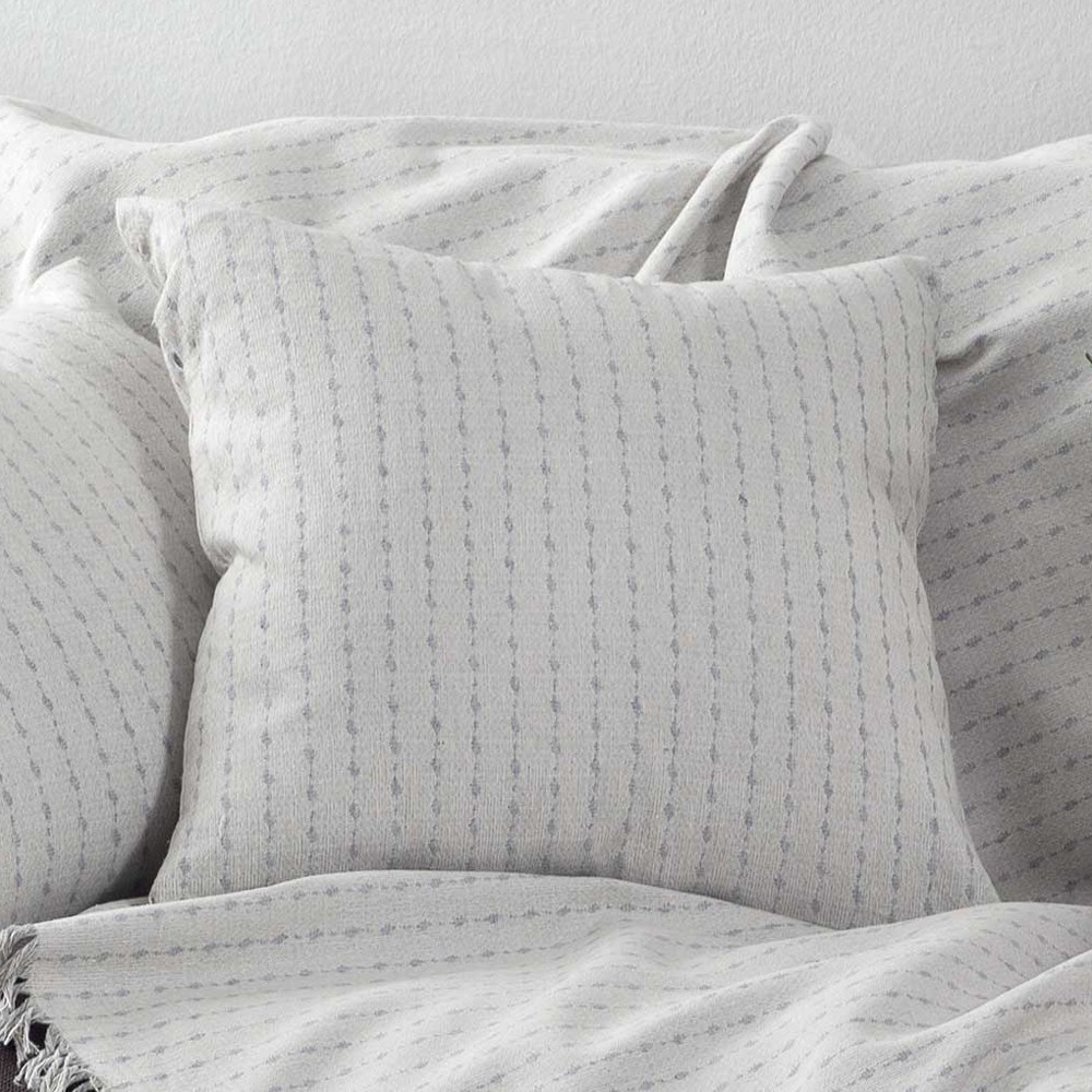 Διακοσμητική Μαξιλαροθήκη Nima Cushions Orobio Grey