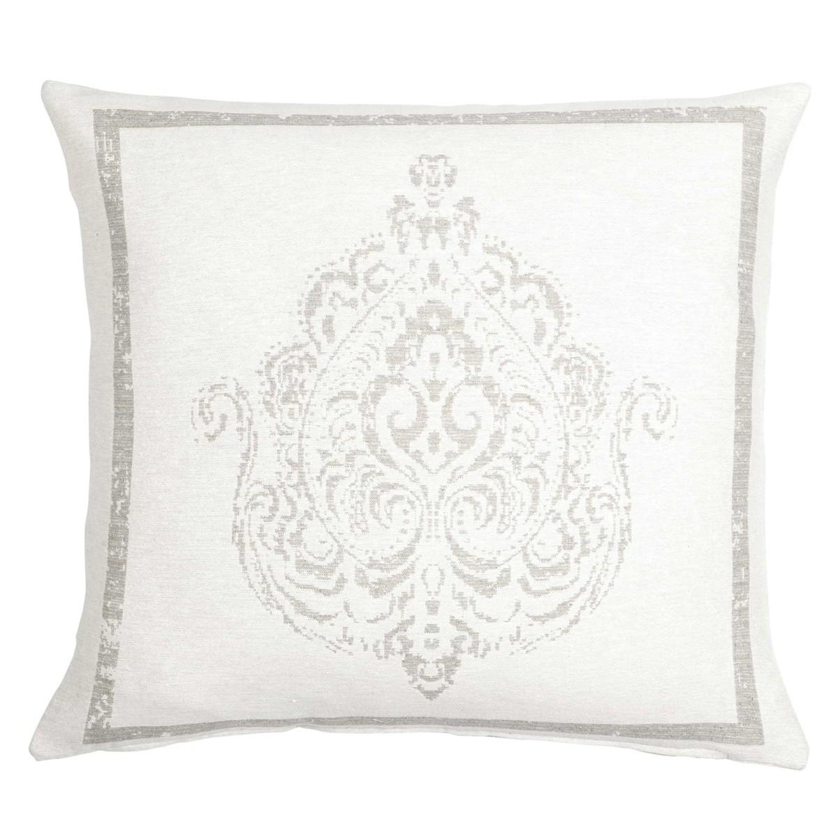 Διακοσμητική Μαξιλαροθήκη Nima Cushions Dammam Beige