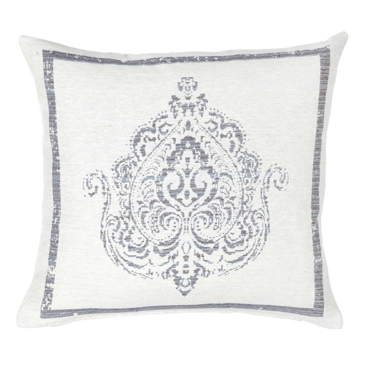 Διακοσμητική Μαξιλαροθήκη Nima Cushions Dammam Blue