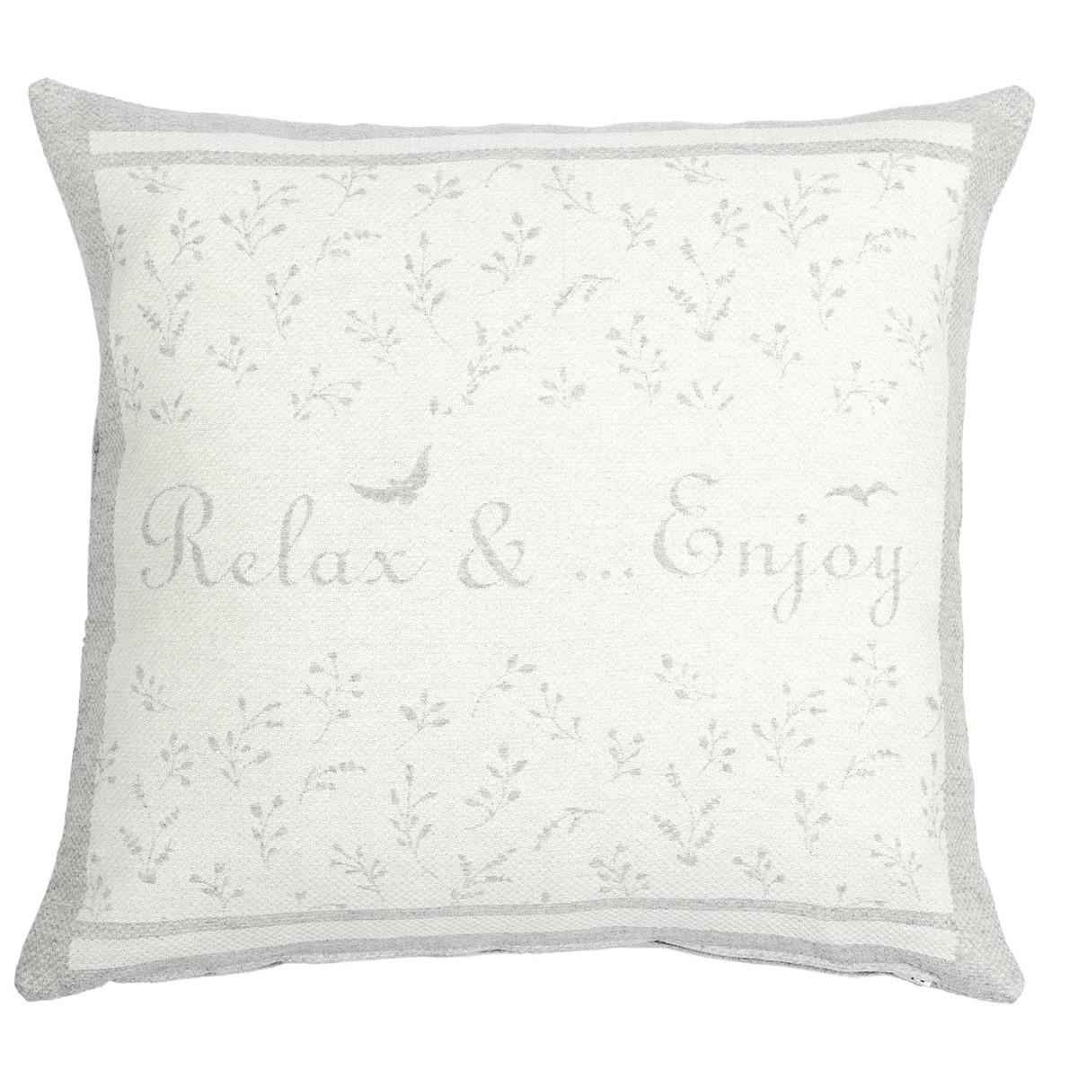 Διακοσμητική Μαξιλαροθήκη Nima Cushions Mezzoro Grey