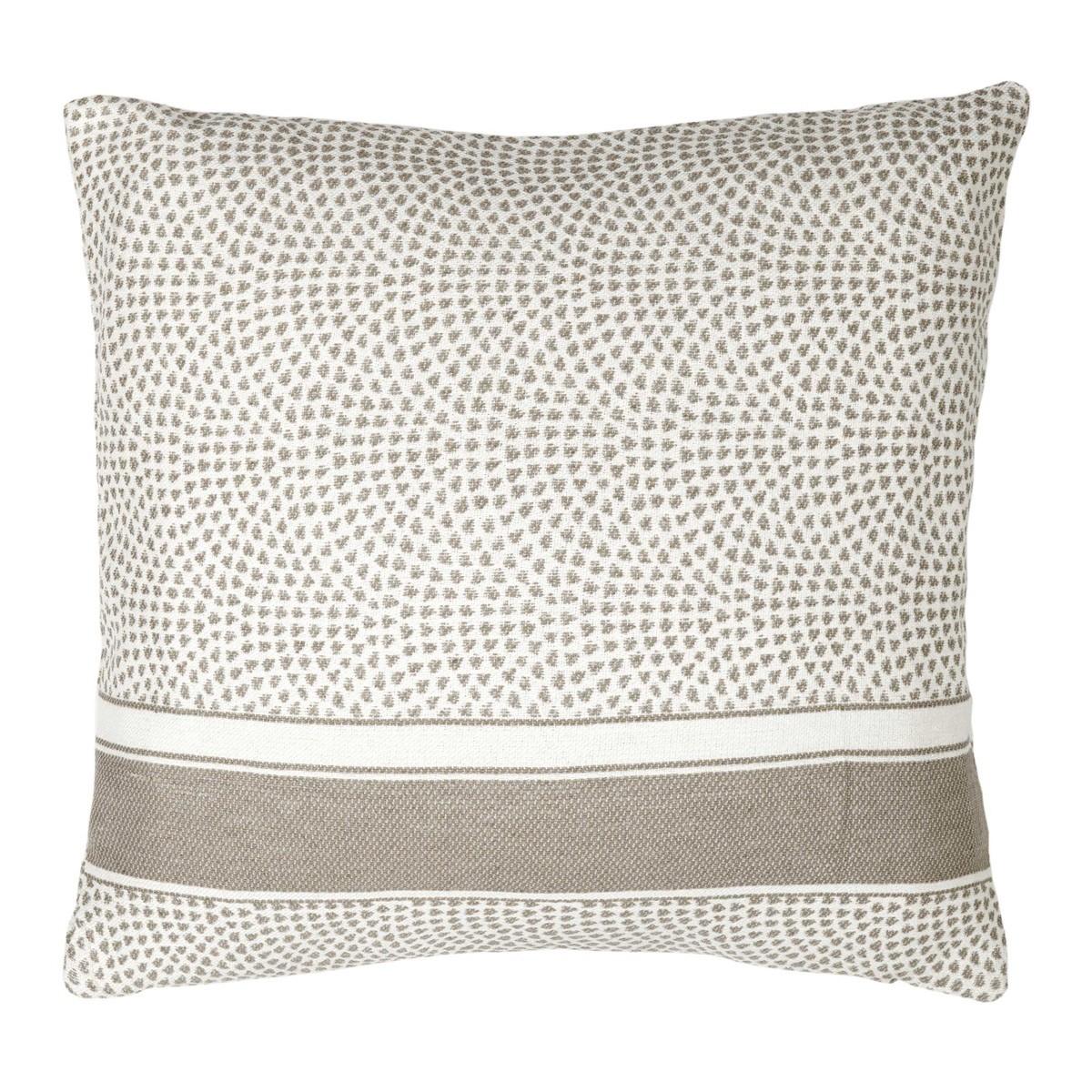 Διακοσμητική Μαξιλαροθήκη Nima Cushions Votsalo Ivory