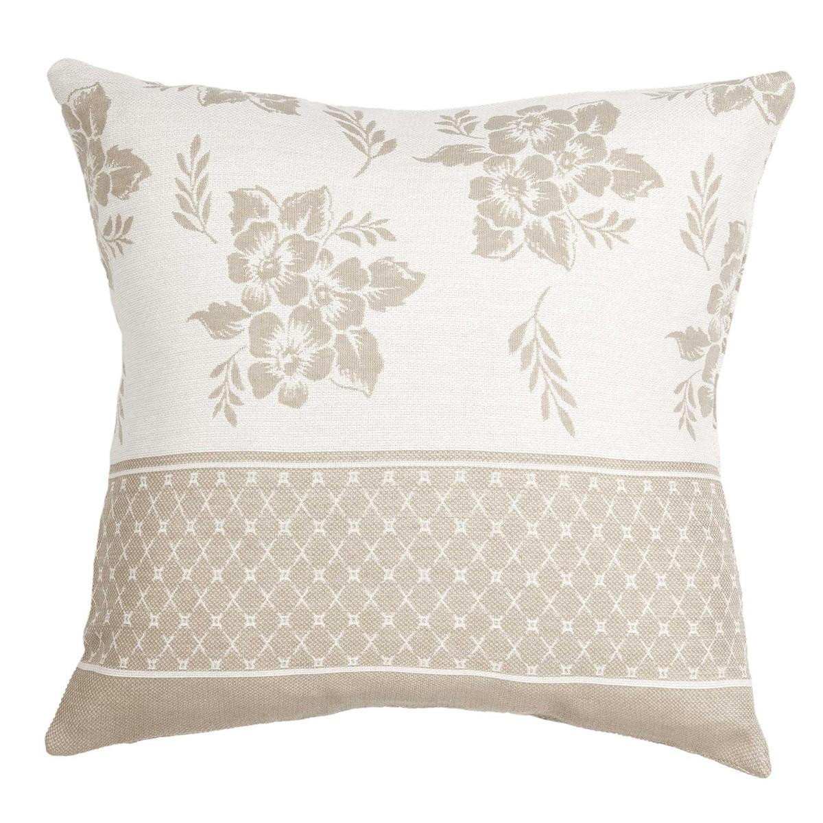 Διακοσμητική Μαξιλαροθήκη Nima Cushions Quinta Beige