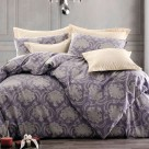 Πάπλωμα Υπέρδιπλο (Σετ) Rythmos Symbol Abolina Purple