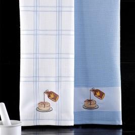Ποτηρόπανα (Σετ 2τμχ) Rythmos Pancakes
