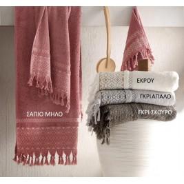 Πετσέτες Μπάνιου (Σετ 3τμχ) Rythmos Boheme