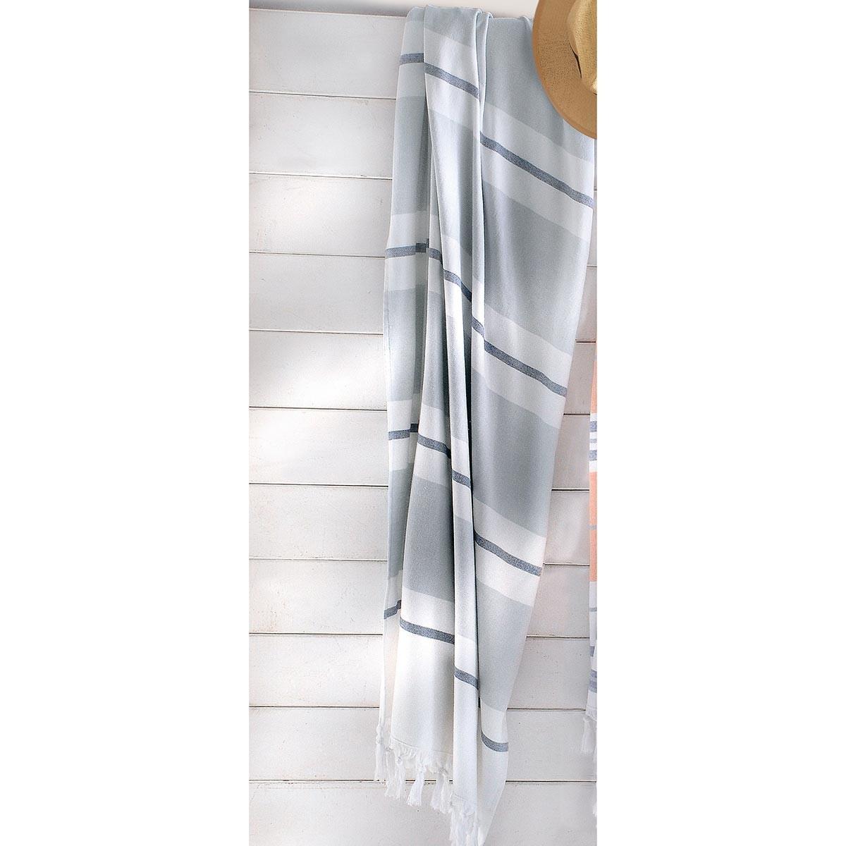 Πετσέτα Θαλάσσης-Παρεό Rythmos Maccabee