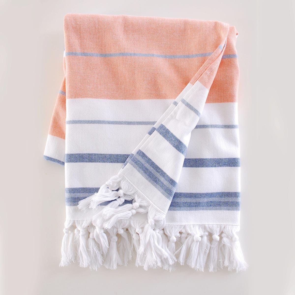 Πετσέτα Θαλάσσης-Παρεό Rythmos Oasis