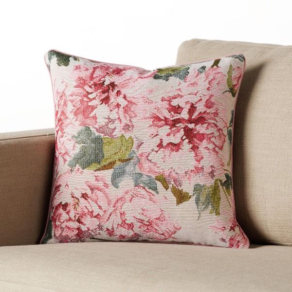 Διακοσμητική Μαξιλαροθήκη (43x43) Gofis Home Camellia 356A