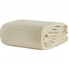 Κουβέρτα Πικέ Μονή White Egg ΚΠ10Θ Εκρού