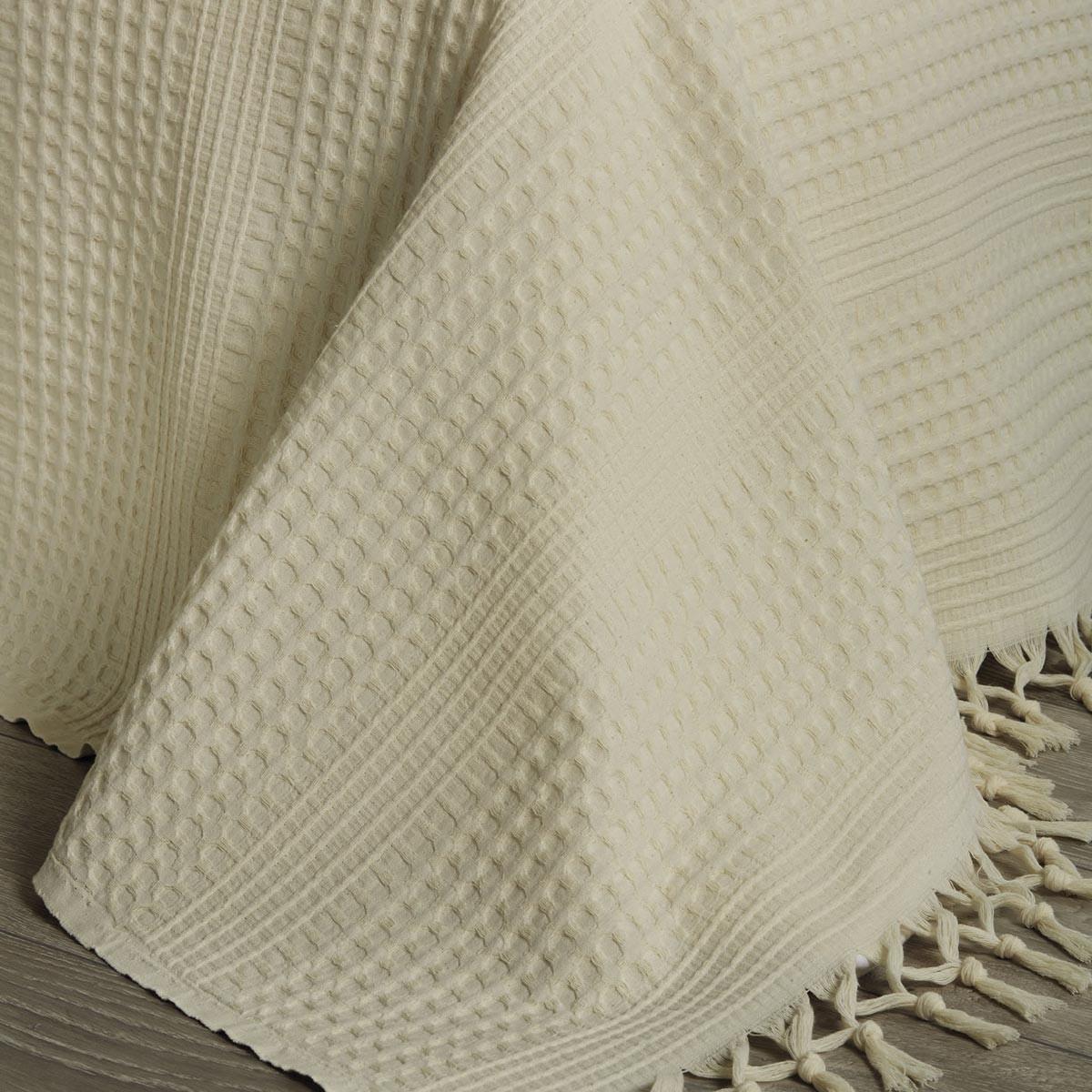 Κουβέρτα Πικέ Υπέρδιπλη White Egg ΚΠ11Ζ