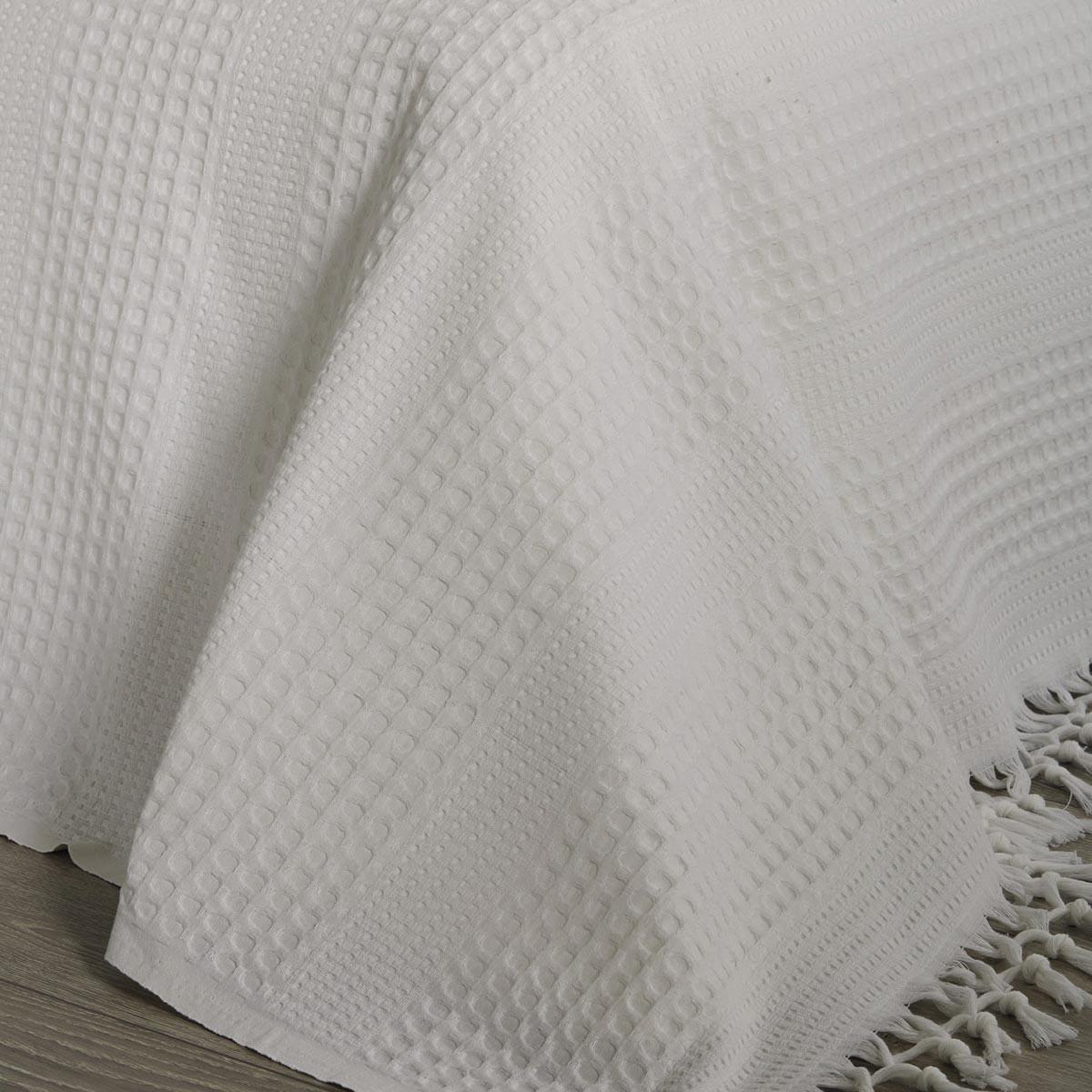 Κουβέρτα Πικέ Υπέρδιπλη White Egg ΚΠ11Η