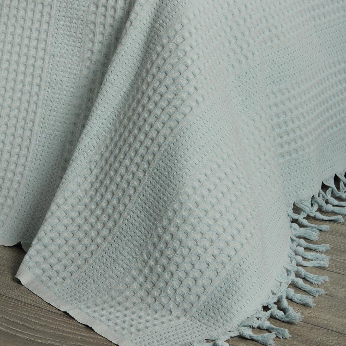 Κουβέρτα Πικέ Υπέρδιπλη White Egg ΚΠ11Ι 69557