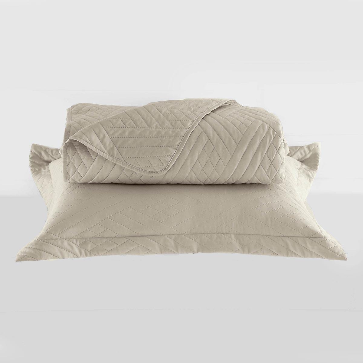 Κουβερλί Υπέρδιπλο (Σετ) Rythmos Lucie Grey home   κρεβατοκάμαρα   κουβερλί   κουβερλί υπέρδιπλα