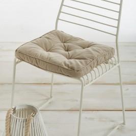 Μαξιλάρι Καρέκλας White Egg MK1Γ Grey