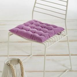 Μαξιλάρι Καρέκλας White Egg MK2Β Purple