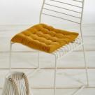 Μαξιλάρι Καρέκλας White Egg MK2Δ Brown