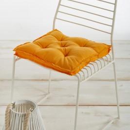 Μαξιλάρι Καρέκλας White Egg MK3Β Orange
