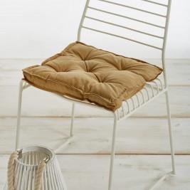 Μαξιλάρι Καρέκλας White Egg MK3Γ Brown