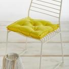Μαξιλάρι Καρέκλας White Egg MK3Δ Yellow