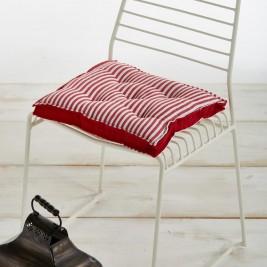 Μαξιλάρι Καρέκλας White Egg MK4Β Red