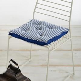 Μαξιλάρι Καρέκλας White Egg MK4Γ Blue