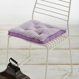 Μαξιλάρι Καρέκλας White Egg MK4Δ Purple