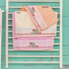 Πετσέτες Μπάνιου (Σετ 3τμχ) Palamaiki Digital Towels S101-2