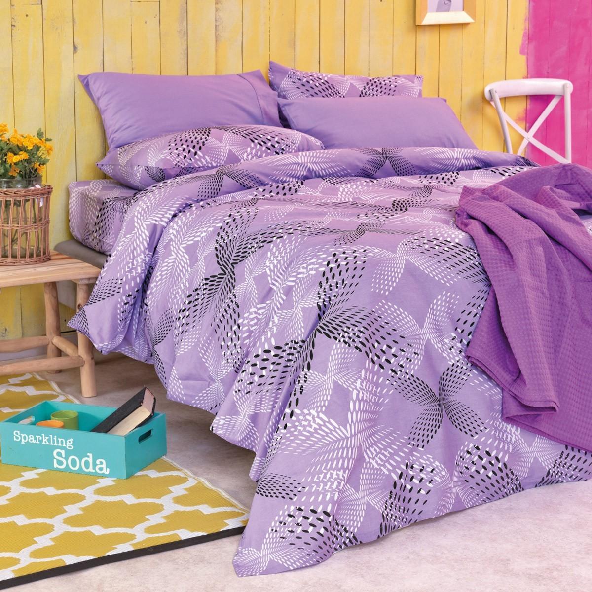 Ζεύγος Μαξιλαροθήκες Palamaiki Coordinabile 2024 home   κρεβατοκάμαρα   μαξιλάρια   μαξιλαροθήκες