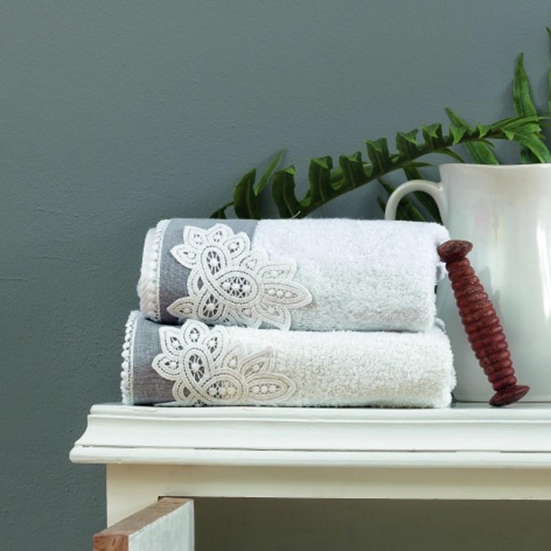 Πετσέτες Μπάνιου (Σετ 3τμχ) Palamaiki Digital Towels Tutu