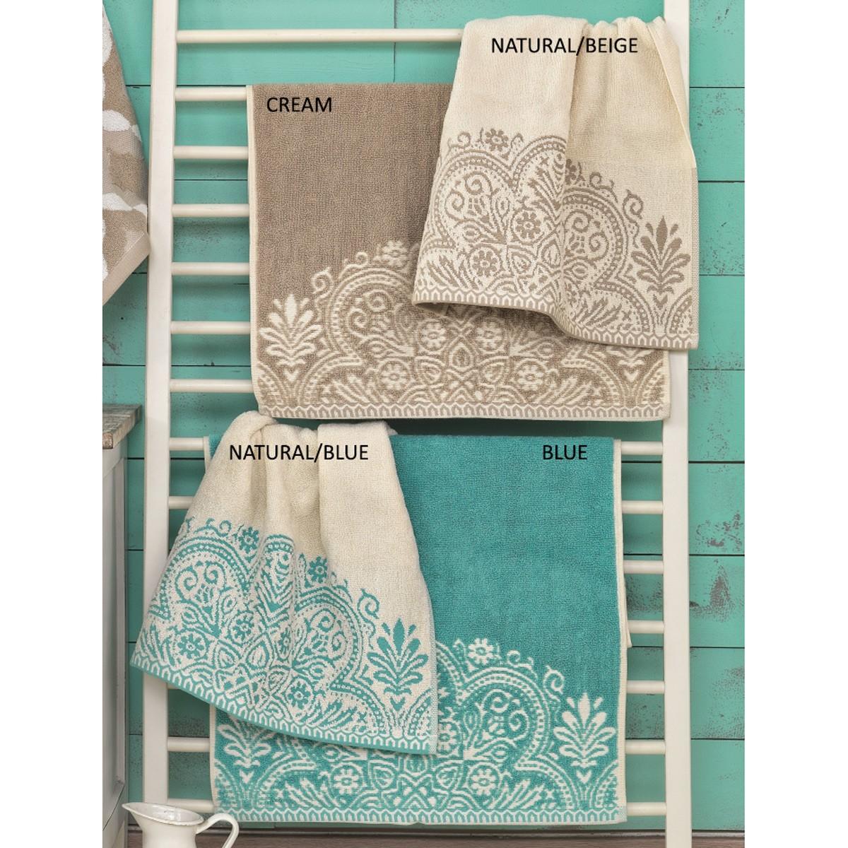 Πετσέτες Μπάνιου (Σετ 3τμχ) Palamaiki Towels JS535