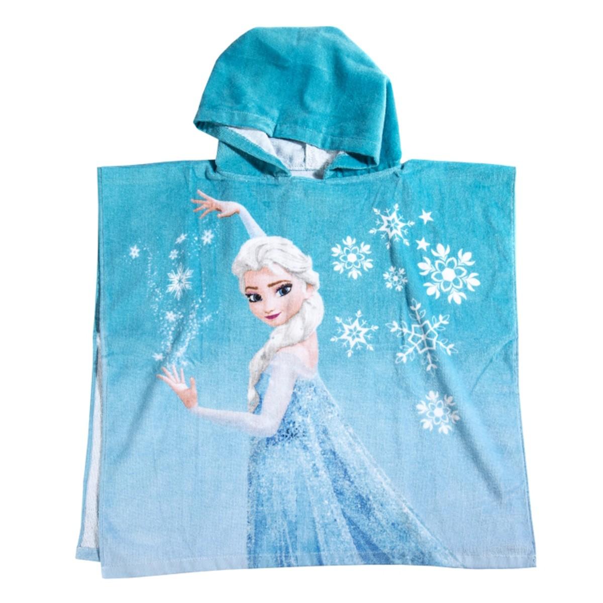 Παιδικό Πόντσο Palamaiki Disney Elsa
