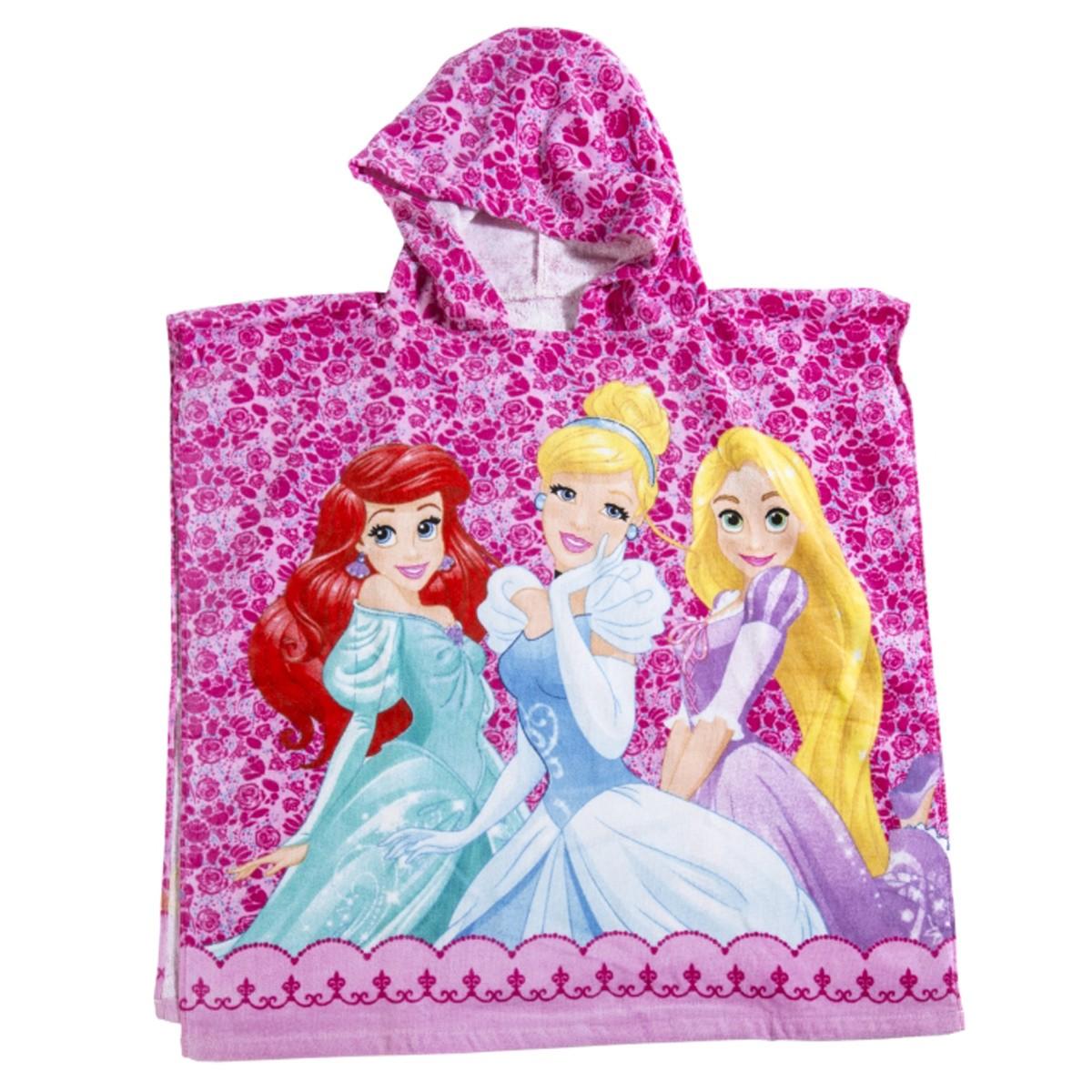 Παιδικό Πόντσο Palamaiki Disney Princess