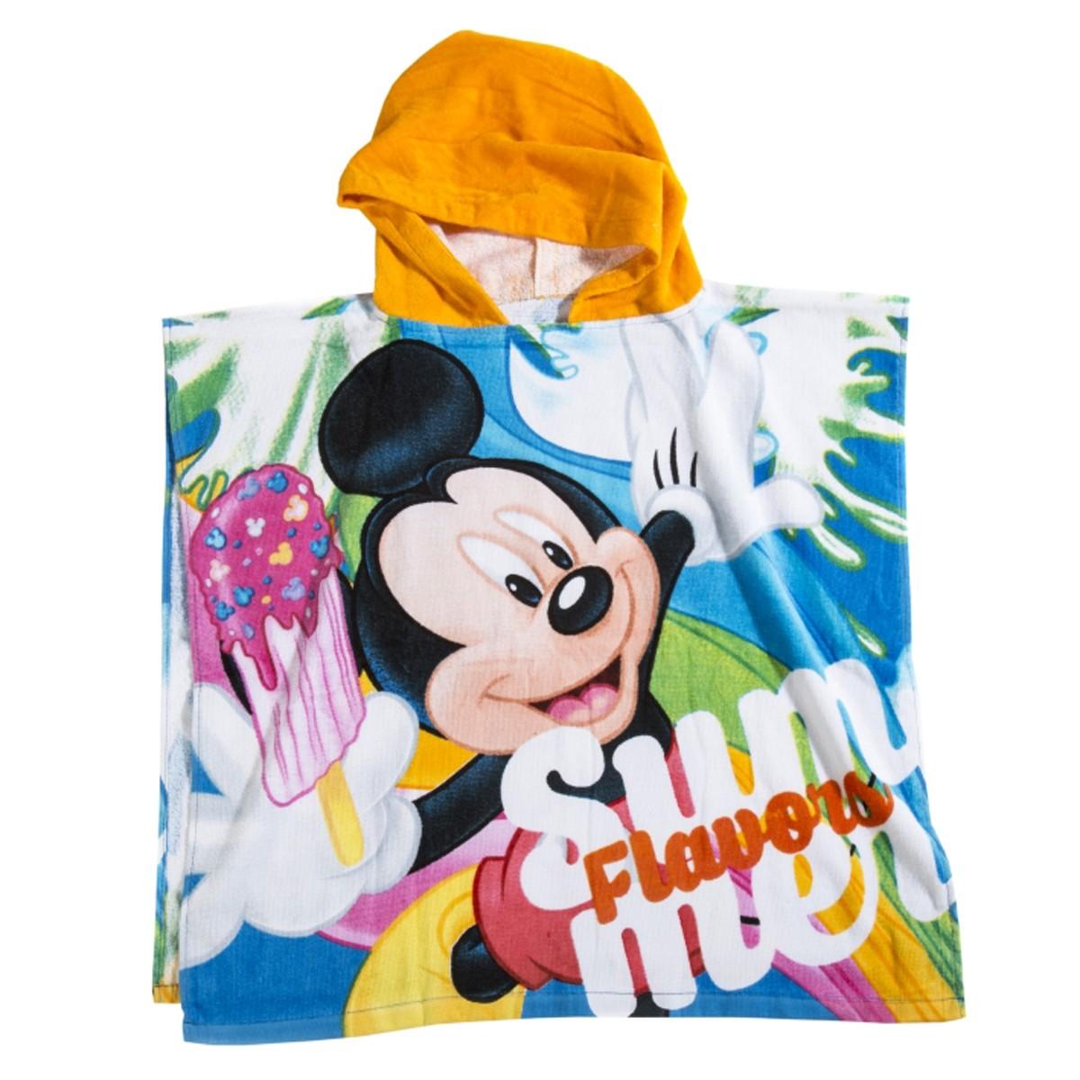Παιδικό Πόντσο Palamaiki Disney Mickey