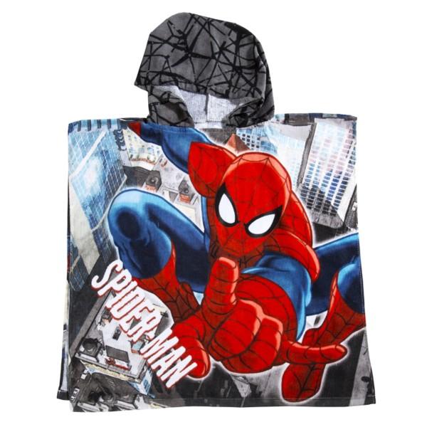 Παιδικό Πόντσο Palamaiki Spiderman
