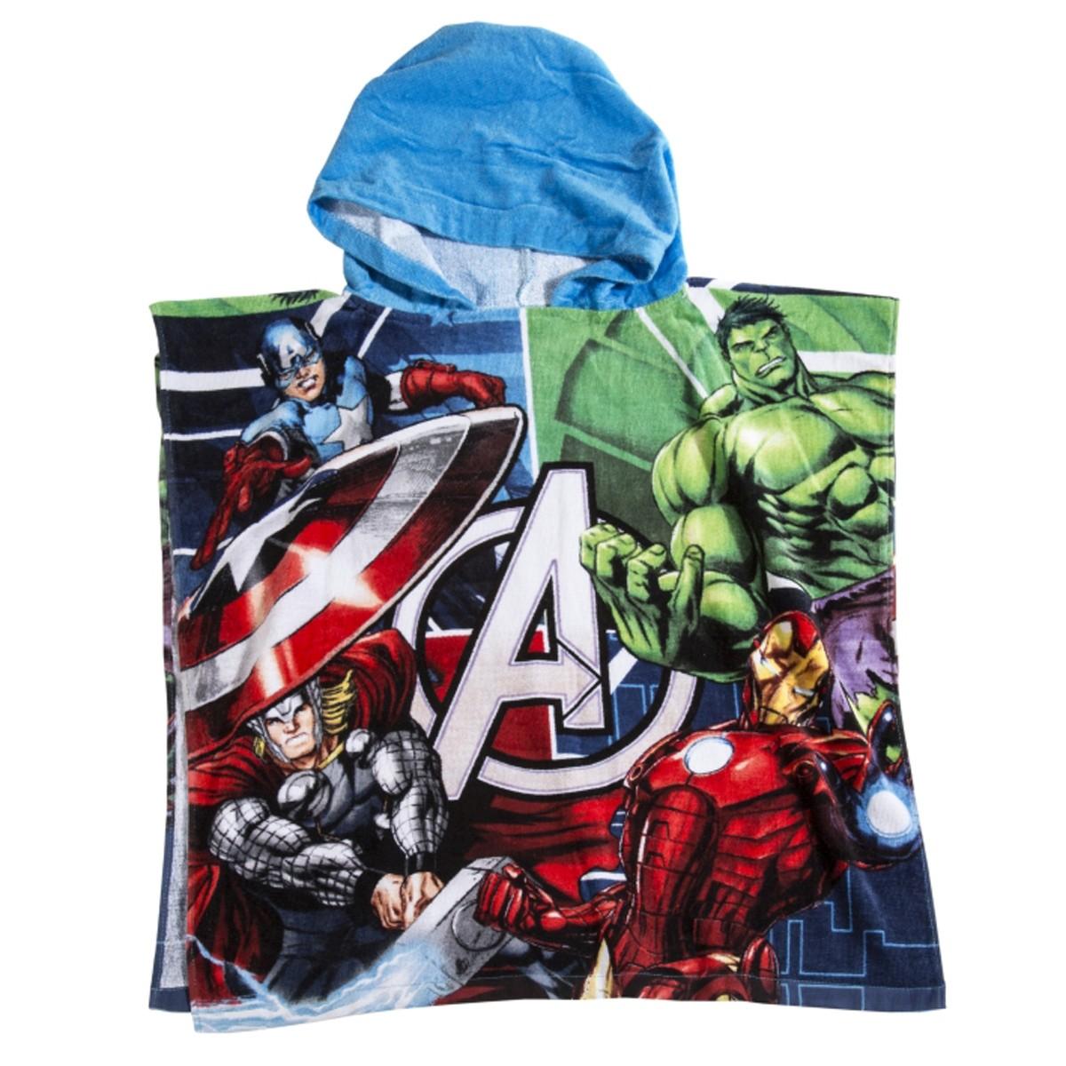 Παιδικό Πόντσο Palamaiki Avengers
